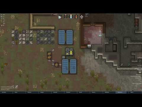 RimWorld Gameplay - Episode 7 - New leg please