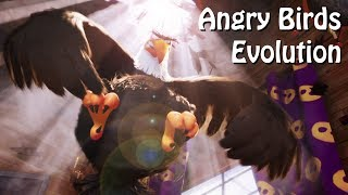 Angry Birds Evolution - Rovio VS Piggies Day 9 Walkthrough