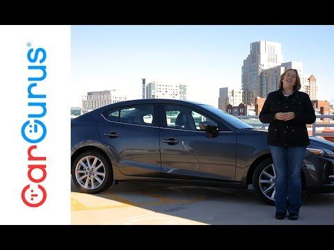 2017 Mazda Mazda3 | CarGurus Test Drive Review