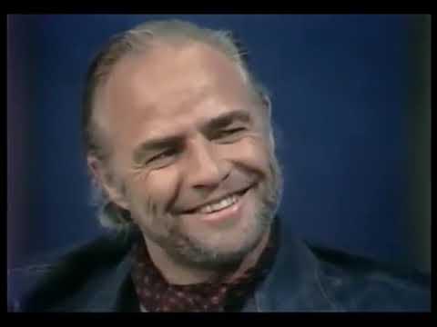 Marlon Brando   Intervista Attori
