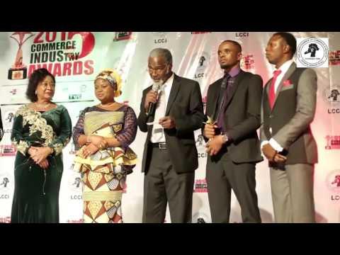 THE 2015 LCCI AWARDS