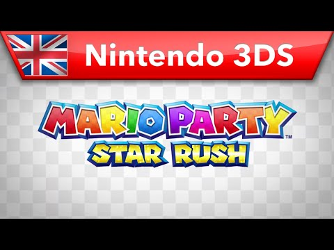 Mario Party: Star Rush - E3 2016 Trailer (Nintendo 3DS)