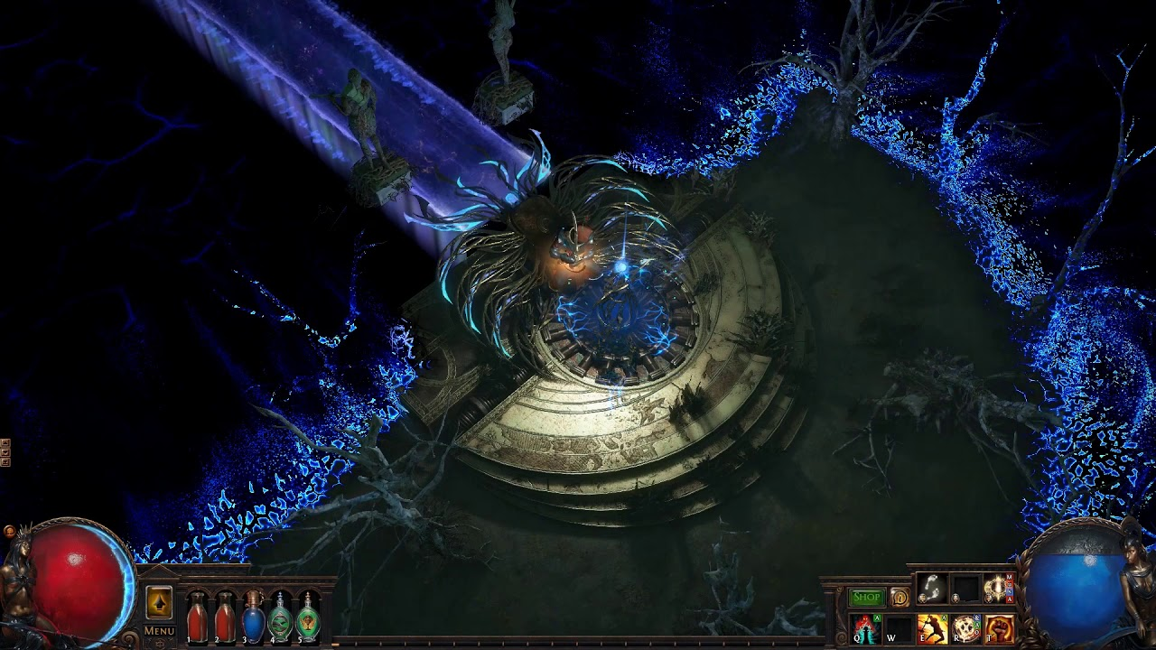 Image result for path of exile memory nexus