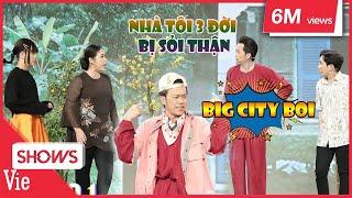 """Hoài Linh cosplay """"big city boi"""" đọc rap cực ngầu, chơi nối chữ không ai chơi lại   SÓNG 21"""