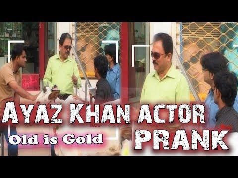 Zara Hut Kay | Prank with Ayaz Khan TV Actor | Funny Videos | Hidden Camera 2017