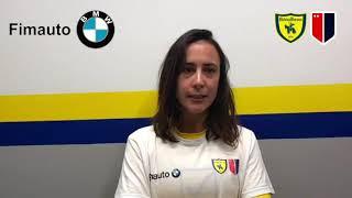 06.11.2018 - Intervista ad Alessia Gritti