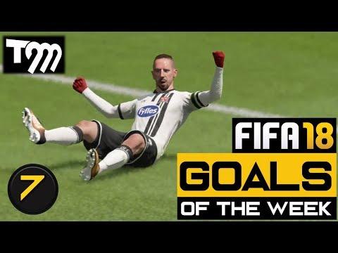 FIFA 18 - Top 10 Goals of the Week #7