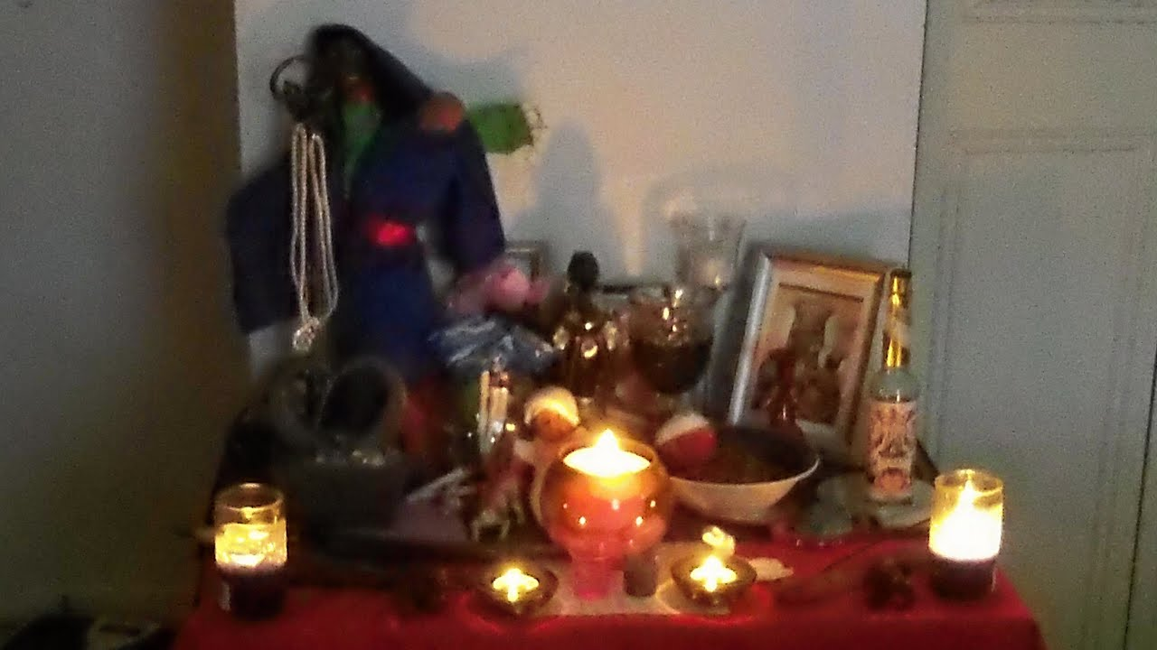 Erzulie Dantor How To Clean An Altar Please Subscribe