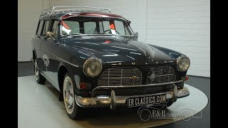 Volvo Amazon 1964 Combi -VIDEO- www.ERclassics.com