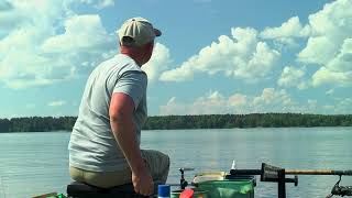 Азбука поплавочной ловли. Ловля на дальний заброс