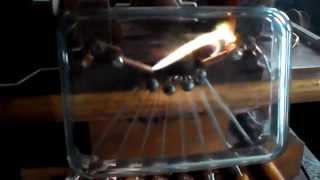 Ultimate Tesla Hairpin Apparatus: Tuning series gaps