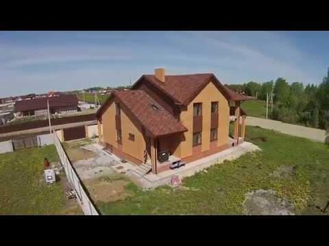 Красивый Дом в Кулаково 12 км от г Тюмень