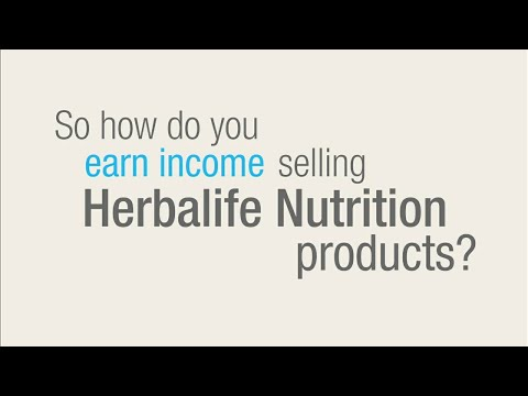 How You Carn Hearn Money With Herbalife Nutrition