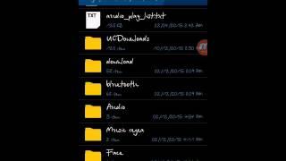 Cara memindahkan file dari internal ke kartu SD
