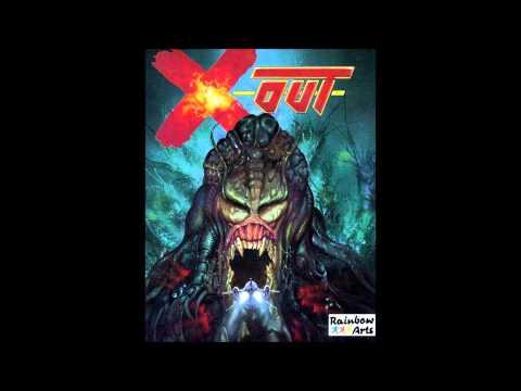 [AMIGA MUSIC] X-Out  -05-  Level 01 BGM