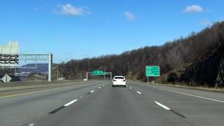 Interstate 84 - Pennsylvania (Exits 4 to 1) westbound