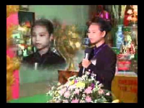 PGHH: Chữ Phước - Em Kim Khánh (NamMoADiDaPhat.org)