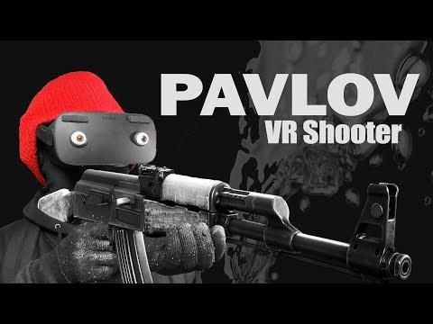 Отряд самоубийц в Pavlov VR - Нарезка лучших моментов