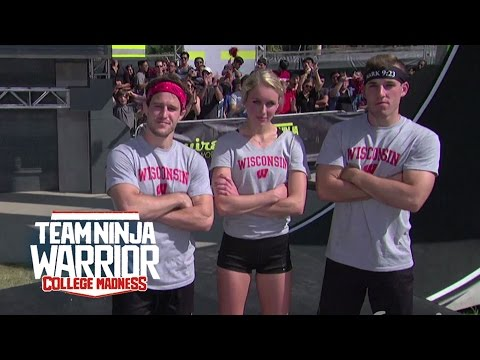 Team Ninja Warrior: College Madness Premieres Nov 22 on Esquire Network | American Ninja Warrior