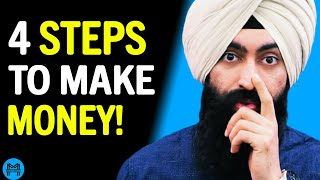4 Steps To More Money In 2017 | How To Have More Money - Make More Money This Year