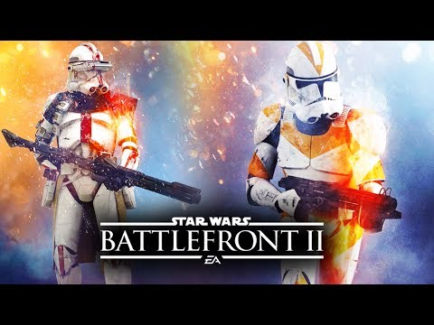 Star Wars Battlefront 2 News - Artistic Customization! Classes and Vehicles! What We Will See!