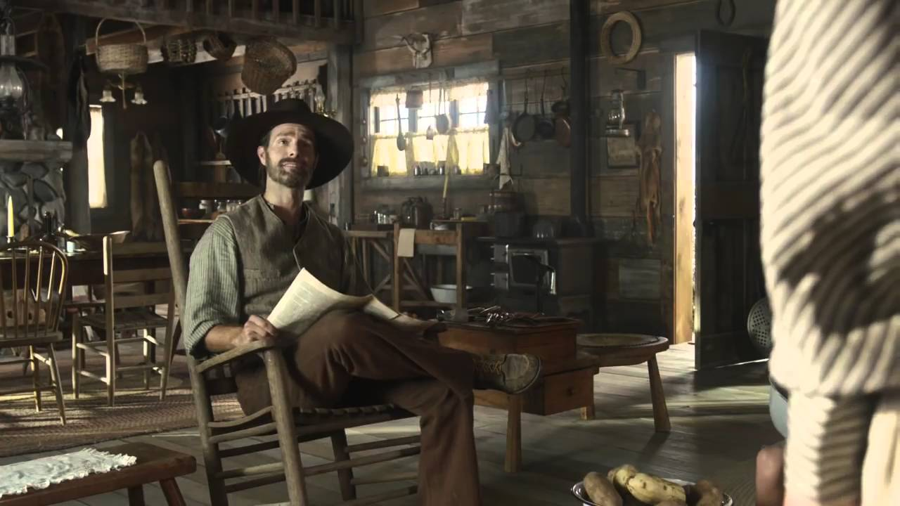 The Settlers DIRECTV Commercial Privacy - YouTube