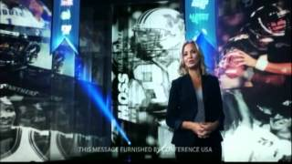 Conference USA commercial with Michelle Beadle (2013)