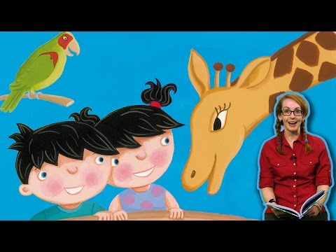 Topsy and Tim Go To The Zoo   Story Time for Children