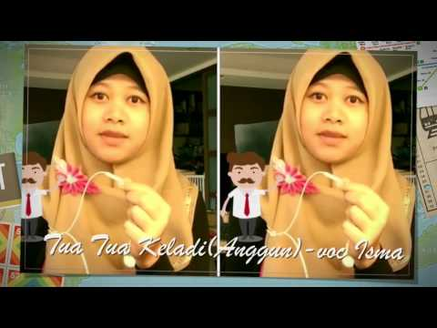 Tua Tua Keladi - Anggun C Sasmi (Cover) Marya isma
