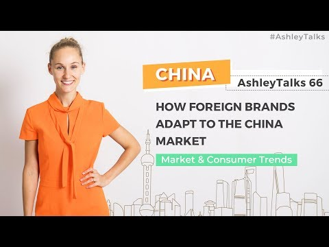 How Foreign Brands  Adapt to China Market – Q&A – Ashley Talks 66