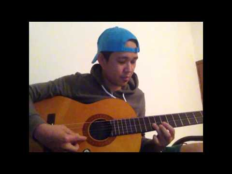 Love lifted me -guitar + garrage band-