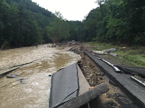 June Flooding 2016: Highways & High Water