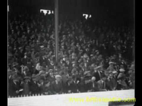 When it all began - the first racing in Shelbourne Park