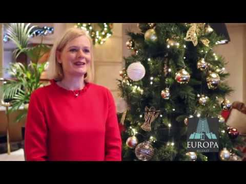 Christmas 2017 At The Europa Hotel Belfast