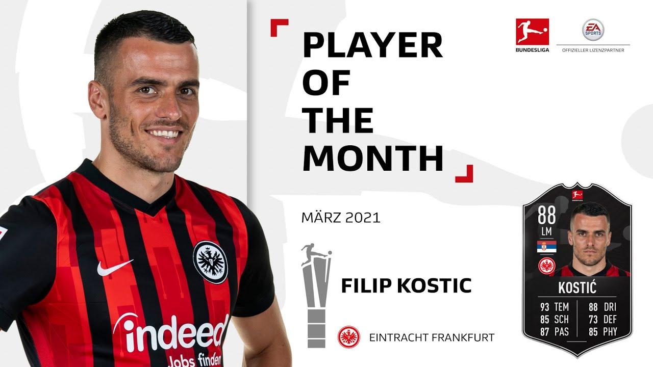 Filip Kostic ist