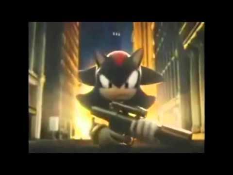 Shadow The Hedgehog Movie Youtube