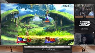 BlazingEmperor (Pit) vs YokoBlue (Yoshi) - SSB4 Winners Bracket - The Smash Loft