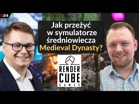 Render Cube S.A. rusza z ofertą publiczną akcji | Damian Szymański
