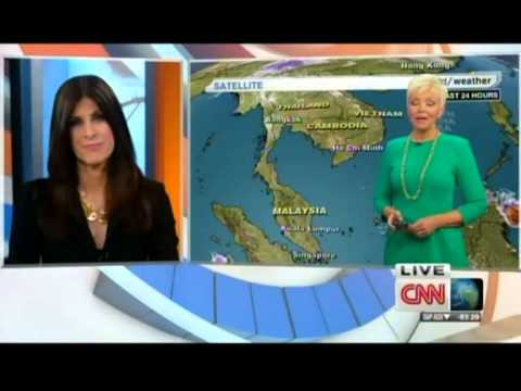 MH 370 MAS MISSING JET  - CNN- THE PLANE MAY HAVE BEEN TRANSMTTING DATA FOR HOURS