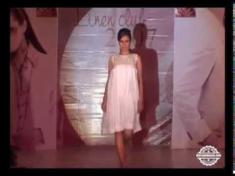 Jessica Gomes | Linen Club Fashion Show | Kolkata | 2007
