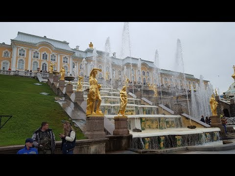 European Vacation 2017 Part 2 ms Koningsdam Cruise (St. Petersburg, Helsinki, Stockhom)