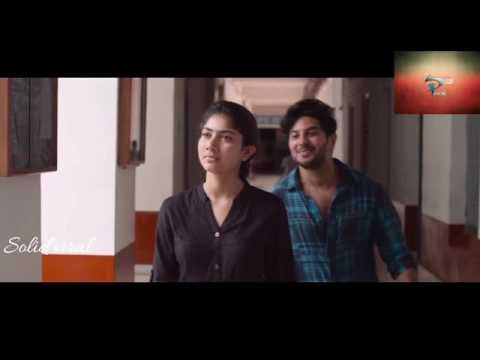 Fidaa video song Dulquer Salman and Sai Pallavi Kali movie song version