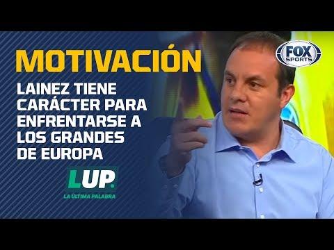 ¡El consejo de Cuauhtémoc Blanco para Diego Lainez