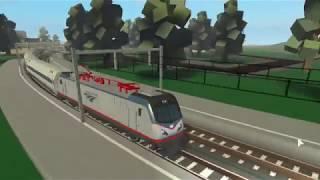 [Timelapse] Northeast Corridor Normie - ACS-64 (Roblox Terminal Railways)