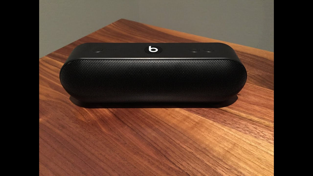 Beats Pill Plus Review Sound Test Youtube