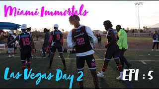 Battle Las Vegas Day 2 / We went Crazy  || Miami Immortals EPI:5