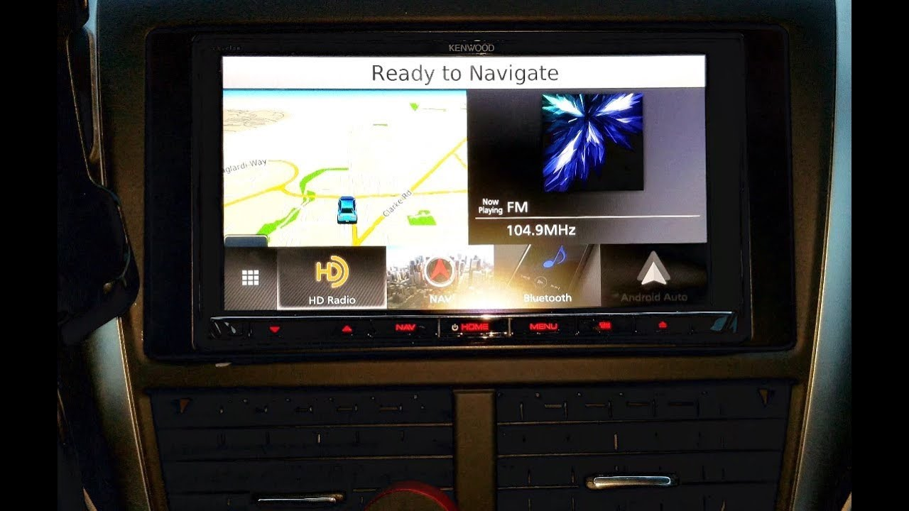 Kenwood DNX995S navigation head unit install in my Subaru WRX/STi