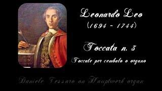 Leonardo Leo - Toccata n. 3 in Sol minore