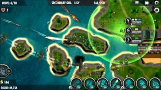 Truk Lagoon - M16 iBomber Defense Pacific - Veteran Full House Walkthrough