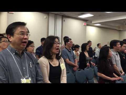 "2016 Retreat: Sunday Service ""Faithful Christian Ministry & Union with Christ"""